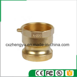 Brass Camlock Couplings/Quick Couplings (Type-A)