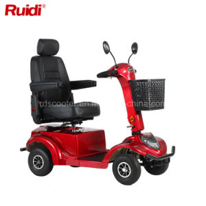 Hot Sale 400W MID Size Handicapped Mobility Scooter pictures & photos
