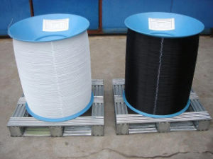Nylon Coated Wire Twin Ring Wire Different Color Books Binding Wire pictures & photos
