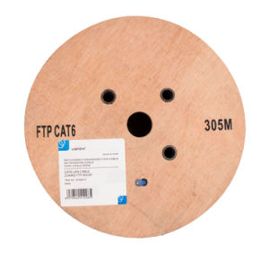 FTP Cat 6 Doulbe CCA PVC pictures & photos