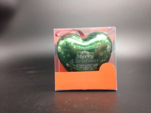 Romantic Heart-Shaped Package Tin Box for Gift/Wedding Decorated Box (H001-V4)