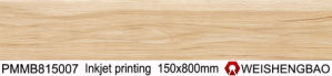 Online Shopping Wood Look Ceramic Tile Display pictures & photos
