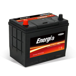12V 65ah Korean Quality Bottom Price DIN Standard Sealed Rechargeable Car Battery
