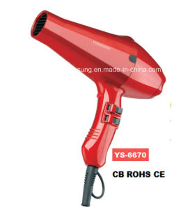 Zhejiang Suppliers Professional Hair Dryer (YS-6670) pictures & photos