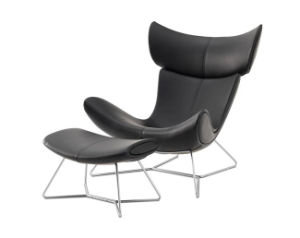 Imola Chair with Ottoman by Henrik Pedersen pictures & photos