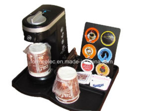 China Ifill Coffee Maker Machine Single Serve K Cup Coffee Brewer