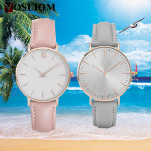 Yxl-574 36mm 40mm Popular Stainless Steel Slim Quartz Watch, Slim Men Watch, Slim Women Watch pictures & photos