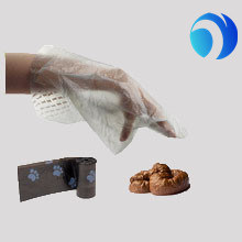 High Quality Plastic Biodegradable Dog Waste Bag with Cheapest Price