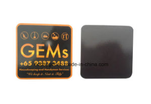 Wholesale Magnetic Card Sticker Magnet for Business Advertising pictures & photos