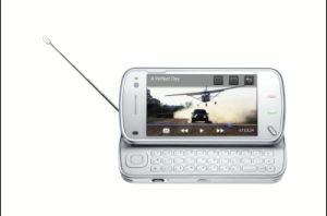 China Touch Screen + Qwerty Keypad Phone U1000 - China Wifi java TV