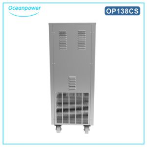 Soft Ice Cream Machine Maker (Oceanpower OP138CS) pictures & photos