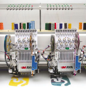 Dual/Twin Sequin Embroidery Machine (912)