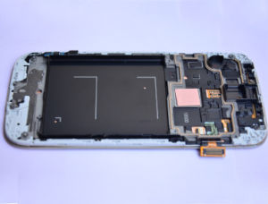 China Lcd Display Digitizer Touch Screen Glassframe For Samsung