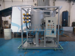 Single-Stage Vacuum Oil Purifier Used for Transformer Oil pictures & photos