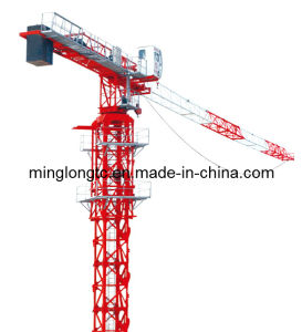 Flat-Top QTZ63P Tower Crane MLP5013 pictures & photos