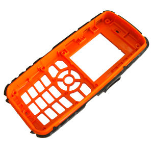 Plastic Double Color Mold of Mobile Cover pictures & photos