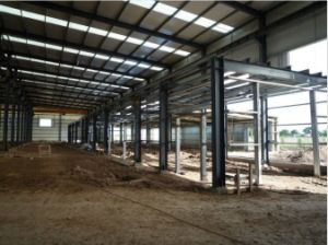 Fast Construction Steel Building pictures & photos