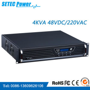 4kVA 48VDC/220VAC off Grid Pure Sine Wave Inverter (SET24/220-4KLC)