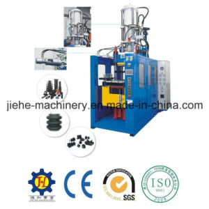 Professional Vertical Type Rubber Injection Press pictures & photos