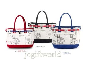 Canvas Tote Bag/Women′s Handbag/Leisure Bag (JC330B)