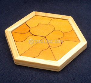 Wooden Puzzle-WP1026