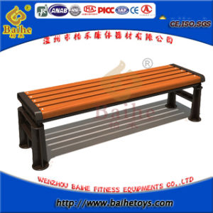 Fabulous Outdoor Backless Wood Park Bench Bhd 16804 Beatyapartments Chair Design Images Beatyapartmentscom