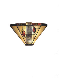 Tiffany Wall Lamp (Ws14-9-1)