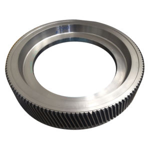 OEM Manufactured Gear Ring (100mm-2000mm)