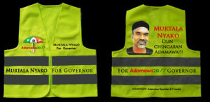 Custom Logo Election Campaign Reflective Safety Vest pictures & photos