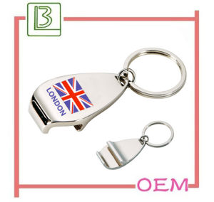 Advertising Bottle Opener Keyring