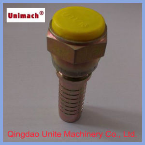 O Ring Metric Female Hose Fitting with 24° Cone Seal H. T. pictures & photos