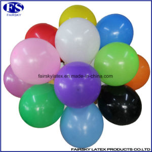 Round Latex Balloon Hebei Fairsky Standard Balloon pictures & photos
