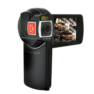 2.5 Inch LCD 1080p Full HD Car DVR and Handheld Camcorder with Motion Detection pictures & photos