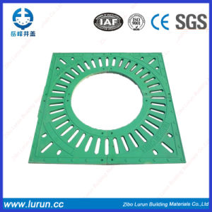 Green Fiber Glass Tree Grates pictures & photos