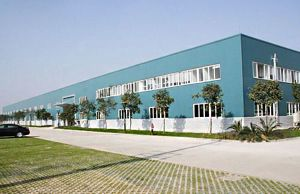 Steel Frame Steel Structure Workshop Office Manufacturer