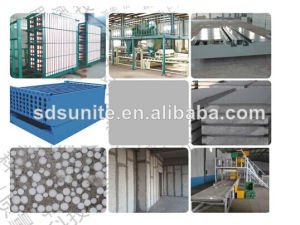 Lightweight Wall Panel Production Line-Sunite pictures & photos