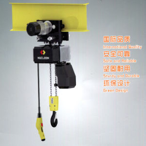 Indoor/Outdoor Use 10t Chain Hoist From China pictures & photos