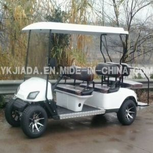 6 Seat Electric Power Hunting Golf Cart (JD-GE502B) pictures & photos