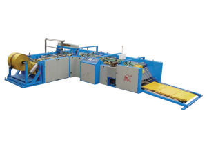 Automatic Cutting and Sewing Machine for Making Bag (YF-SCD-1200*800)