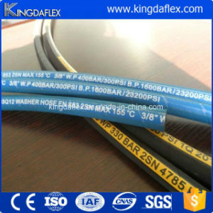 "Hot-Selling 3/8"" High Pressure Washer Hose pictures & photos"