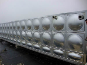 Insulated Stainless Steel 304 Water Tank