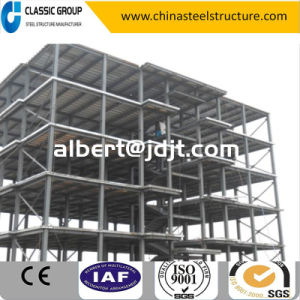 Economic Prefabricated Steel Structure Frame Cost pictures & photos