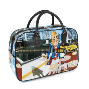Unique Style Printed Travel Bag