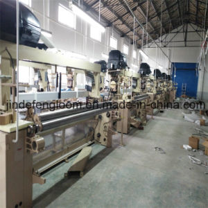 280cm Cam or Dobby Shedding Water Jet Loom Textile Machine pictures & photos