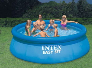 New Inflatable Round Swimming Pool for Adults and Kids Hot Inflatable  Swimming Pool for Family