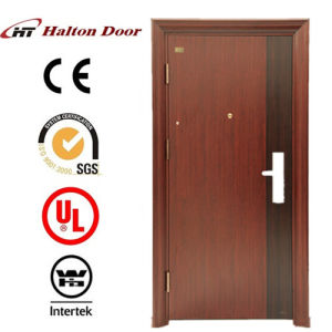 Steel Security Door for Building Project