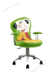 Mouse Design Kids Chair in Swivel