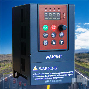 0.75kw Mini Universal Use Frequency Inverter, AC Drive, Variable Frequency Drive, Variable Speed Drive