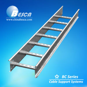 Zinc Plated Ladder Type Cable Tray with CE and SGS Authorized