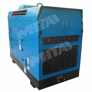 Advanced Process Diesel Engine Drivens Stick Welders for Welding